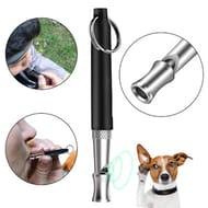 Dog Training Whistle - Black ONLY 99p
