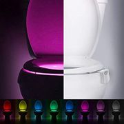 BARGAIN, Awesome Changing Colour Toilet Light Cover!!