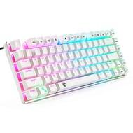 TKL Mechanical Keyboard Outemu Brown Switch RGB LED Backlit