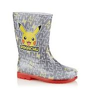 Sparkly Pikachu Wellies - 20% Off