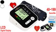 4-in-1 Blood Pressure Monitor + Voice Function
