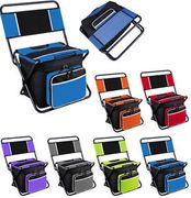 Cooler Bag and Folding Chair All in One - Camping / Picnic / Festival