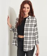Plaid Flannel Shirt Down From £29 to £6.99