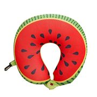Fruit U Shaped Pillow Cushion-Watermelon