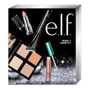 e.l.f. Glam and Glow Face Makeup Holiday Kit