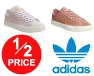 HALF PRICE! Adidas Court Vantage Trainers