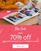 30% offOrders over £25 at Photobox