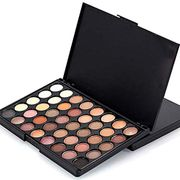 Professional 40 Colors Matte Shimmer Eyeshadow Palette Cosmetic Make-up Palettes