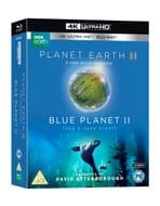 Planet Earth II + Blue Planet II (4K Ultra HD + Blu-Ray) [UHD] 27%off@ Zoom