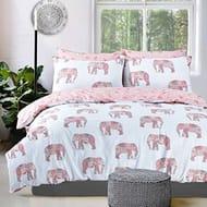 Luxury Animal Print Design Duvet Set