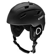 *STACK DEAL* FREE Ski Helmet 2-in-1 Snow Sports Helmet