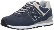 New Balance Men's 574v2 Core Trainers - Navy Blue