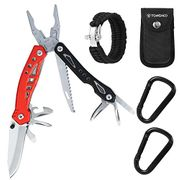 *STACK DEAL* 11 in 1 Outdoor Survival Kit and 12-in-1 Multi-Tool