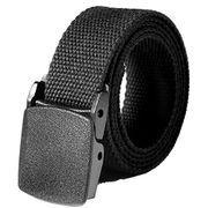 Actical Adjustable Survival Solid Nylon Outdoor Waist Belt Unisex