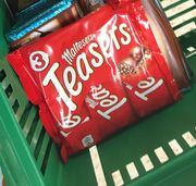 Maltesers Teasers Chocolate Bar 3 Pack - Instore Liverpool Asda