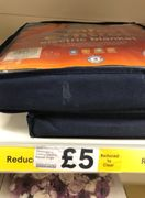 Silent Night Single Electric Blanket - Instore Liverpool Tesco