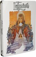 Labyrinth (4K Steel Book + HD UltraViolet Copy) [UHD] £8.99 at ZOOM