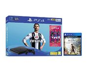 PS4 500GB FIFA 19 Bundle + Assassins Creed Odyssey Limted Edition Only £276.99