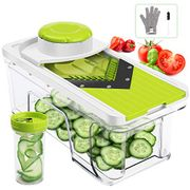 Mandoline Slicer Adjustable Vegetable Slicer