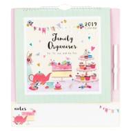 Save £2.49 on 2019 Square Family Organiser Calendar