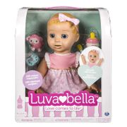 Amazon Prime Exclusive: Luvabella Doll with Blonde Hair