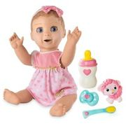Luvabella Blonde Interactive Doll £61.99 + FREE DELIVERY
