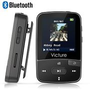 Victure Bluetooth MP3 Player 8GB Music Player with Headphone