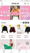 Shein Sale upto 80% off (and special offers)