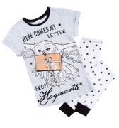 Women's Harry Potter Hedwig Here Comes My Letter from Hogwarts Pyjamas - £5 Off!