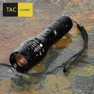 TAC Combat 1600 Lumen Flashlight