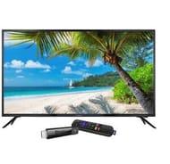 Linsar 65UHD520 65 Inch 4K Ultra HD LED TV in Black with 3x HDMI + Roku