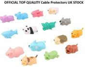 Cartoon Animal Cable Phone Charger Protector LOVELY ANIMALS