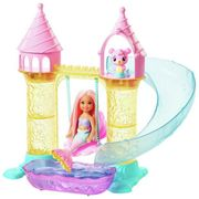 Barbie Mermaid Castle Playset