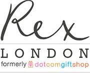 Rex London, 60% off Glassware.