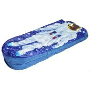 I Am Astronaut Junior Ready Bed Air Bed and Sleeping Bag