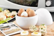 Microwave Egg Boiler with Recipe Book