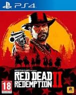 Red Dead Redemption 2 (2 Disc) (No DLC) PS4