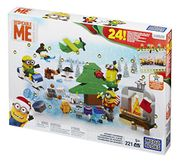 Minions/Despicable Me Megablocks Advent Calendar