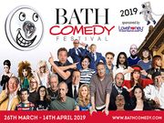 Win a Trip to the Bath Comedy Festival This Spring