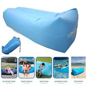 Back Again! Inflatable Waterproof Air Lounger for £7.48