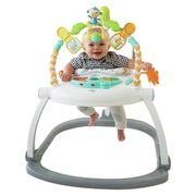 Bargain! Fisher-Price Colourful Carnival SpaceSaver Jumperoo at Argos