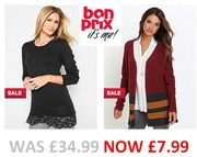 Bon Prix WOMENS SALE - SORTED BY DISCOUNT! Up to 80% OFF!
