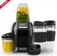 Nutri Ninja 700W Personal Blender (Including 4 Cups) BL457UK2 - CLEARANCE £39.99