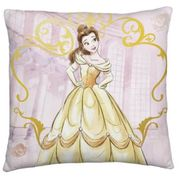 Disney Beauty and the Beast Reversible Cushion - Save £6!