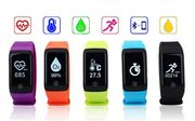 18-in-1 Fitness Tracker - 5 Colours