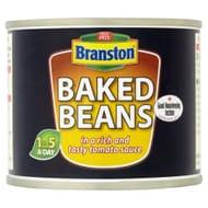 Branston Baked Beans 220g Popular Product 5 for £1.00