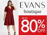 Evans plus SIZE CLOTHING SALE - £10 Dresses Selling Fast!