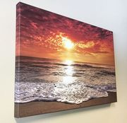A4 Photo Canvas Print Just £2!