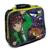 Ben 10 Kids Insulated Lunch Bag