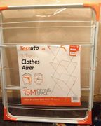 Tessuto 3 Tier Clothes Airer